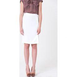 Spódniczki: Spódnica w kolorze białym