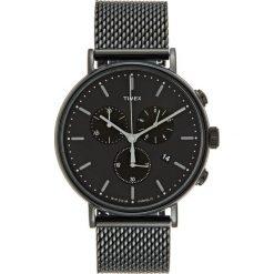 Timex THE FAIRFIELD Zegarek chronograficzny black/black. Czarne zegarki męskie Timex. Za 549,00 zł.