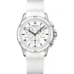 RABAT ZEGAREK CERTINA DS First Lady Ceramic Chrono. Białe zegarki damskie CERTINA, ceramiczne. W wyprzedaży za 1940,00 zł.
