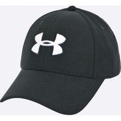Under Armour - Czapka. Czarne czapki z daszkiem męskie Under Armour. W wyprzedaży za 69,90 zł.