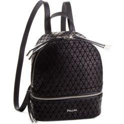 Plecak POLLINI - SC4523PP06SD100A  Nero. Czarne plecaki damskie Pollini, ze skóry ekologicznej. Za 679,00 zł.