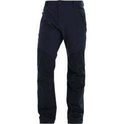 Spodnie męskie: Jack Wolfskin DRAKE FLEX MEN Spodnie materiałowe night blue