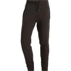 Spodnie dresowe męskie: Burton Menswear London Spodnie treningowe khaki