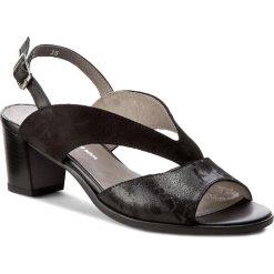 Rzymianki damskie: Sandały BUT-S - A148 Czarny