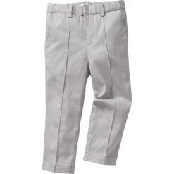 Odzież chłopięca: Spodnie bonprix szary