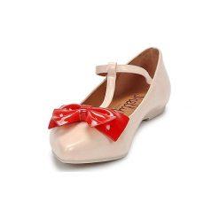 Baleriny Shellys London  BEAU. Czerwone baleriny damskie lakierowane Shellys London. Za 263,20 zł.