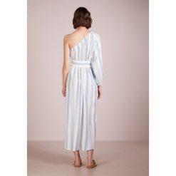 Długie sukienki: Vanessa Bruno IVANA Długa sukienka blanc/blue