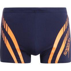 Speedo SPORT  Kąpielówki navy/fluo orange. Niebieskie kąpielówki męskie marki Speedo, z materiału. Za 149,00 zł.