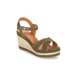 Sandały Bocage  HELENA. Białe sandały trekkingowe damskie marki Bocage. Za 293,30 zł.