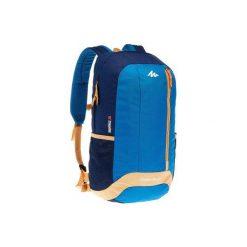 Plecak turystyczny NH100 20 l. Niebieskie plecaki męskie marki QUECHUA, z materiału. Za 29,99 zł.