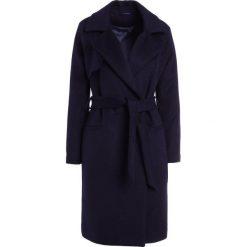 Płaszcze damskie pastelowe: 2nd Day Płaszcz wełniany /Płaszcz klasyczny navy