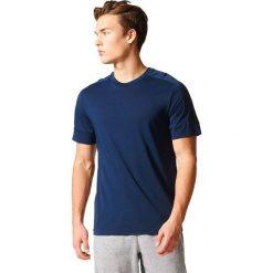 Adidas Koszulka męska ID Stadium Tee granatowa r. L (B47360). Czarne koszulki sportowe męskie marki Adidas, l. Za 99,00 zł.