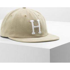 Czapki męskie: HUF CLASSIC H 6 PANEL BEDFORF Czapka z daszkiem khaki