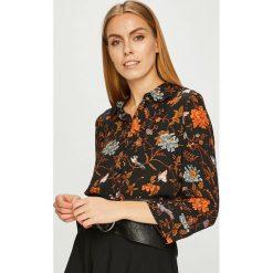 Silvian Heach - Koszula. Szare koszule damskie Silvian Heach, l, z materiału, klasyczne, z klasycznym kołnierzykiem, z długim rękawem. W wyprzedaży za 229,90 zł.