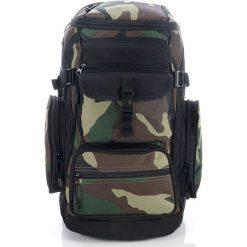 Trekkingowy plecak Bag Street Mountain Moro. Czarne plecaki męskie marki Bag Street, moro. Za 99,00 zł.