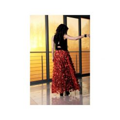 Długie spódnice: Spódnica Carmen