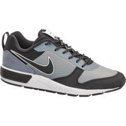 Buty męskie Nike Nightgazer Trail NIKE popielate. Czarne buty sportowe męskie marki Nike, z materiału, nike tanjun. Za 333,90 zł.