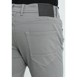Chinosy męskie: Jack & Jones JJIPAUL Spodnie materiałowe steel grey