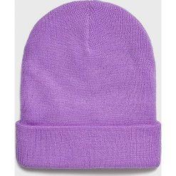 Haily's - Czapka. Fioletowe czapki zimowe damskie Haily's, z dzianiny. W wyprzedaży za 14,90 zł.