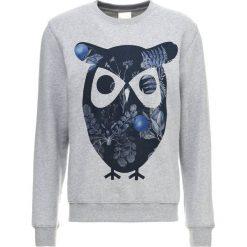 Knowledge Cotton Apparel OWL Bluza grey melange. Szare bluzy męskie Knowledge Cotton Apparel, m, z bawełny. Za 419,00 zł.