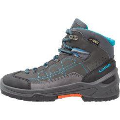 Buty sportowe chłopięce: Lowa APPROACH GTX Buty trekkingowe anthrazit/türkis