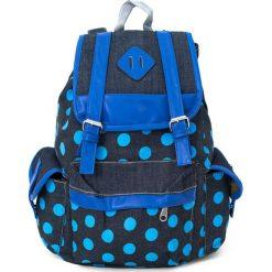 Plecaki damskie: Art of Polo Plecak miejski I am blue niebieski