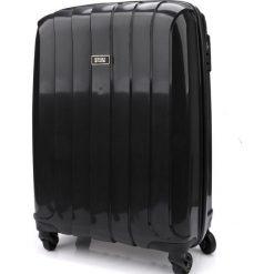 Walizka Ocean czarna r. M. Czarne walizki marki SWISSBAGS. Za 598,43 zł.