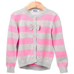 Primigi Sweter Dziewczęcy 104 Różowy. Czerwone swetry dziewczęce marki Primigi. Za 126,00 zł.
