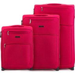 Walizki: V25-3S-25S-30 Zestaw walizek