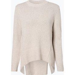 Swetry klasyczne damskie: Marc O'Polo - Sweter damski z dodatkiem alpaki, beżowy