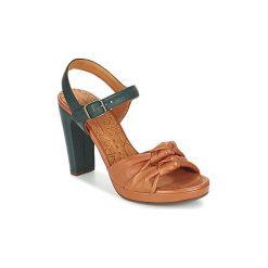 Sandały Chie Mihara  CHAMPAN. Brązowe sandały damskie Chie Mihara. Za 943,20 zł.