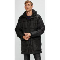 G-Star Raw - Kurtka. Czarne kurtki męskie pikowane marki G-Star RAW, l, z materiału, retro. Za 1099,00 zł.