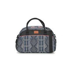Torby sportowe Rip Curl  BLACK SAND GYM BAG. Czarne torby podróżne marki DOMYOS, z materiału, duże. Za 152,20 zł.