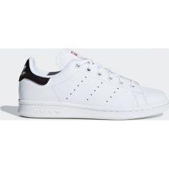 Buty sportowe damskie: Adidas Buty damskie Stan Smith J białe r. 36 2/3 (B37186)