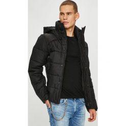 G-Star Raw - Kurtka. Czarne kurtki męskie bomber G-Star RAW, l, z elastanu, retro. W wyprzedaży za 699,90 zł.