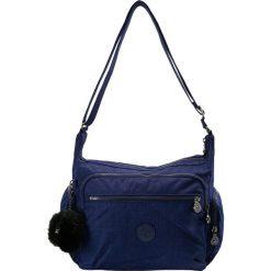 Kipling GABBIE Torba na ramię indigo. Niebieskie torebki klasyczne damskie Kipling. Za 419,00 zł.