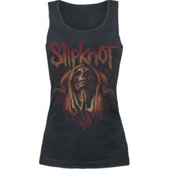 Slipknot Evil Witch Top damski czarny. Czarne topy damskie marki Slipknot, m, z nadrukiem, z kapturem. Za 54,90 zł.