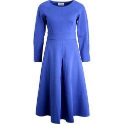 Sukienki: Carolina Cavour Sukienka z dżerseju blue flame