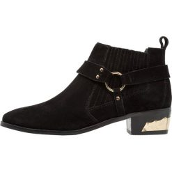 Botki damskie lity: Office ATLAS Ankle boot black