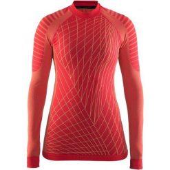 Bluzki sportowe damskie: Craft Koszulka Termoaktywna Z Długim Rękawem Active Intensity Pink M
