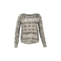 Swetry LPB Woman  LIMOGA. Szare swetry klasyczne damskie LPB WOMAN, l. Za 244,30 zł.