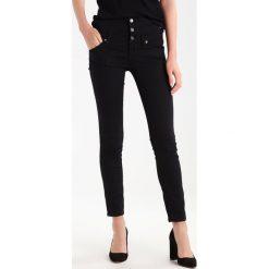 Liu Jo Jeans RAMPY Jeans Skinny Fit nero. Czarne rurki damskie Liu Jo Jeans. W wyprzedaży za 479,20 zł.
