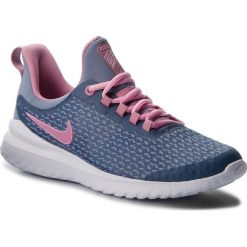 Buty NIKE - Renev Rival (GS) AH3474 400 Diffused Blue/Pink/Ashen Slate. Niebieskie buty sportowe damskie Nike, z materiału, do biegania. W wyprzedaży za 209,00 zł.
