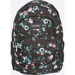 Dakine - Plecak 25L + piórnik. Czarne plecaki damskie Dakine, w paski, z materiału. W wyprzedaży za 219,90 zł.