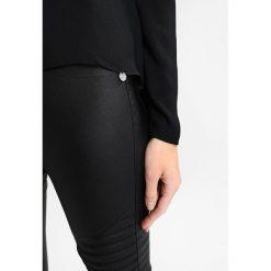 Bluzki asymetryczne: Rich & Royal BLOUSE Bluzka black
