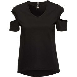 T-shirty damskie: T-shirt bonprix czarny