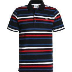 Koszulki polo: Lacoste Sport TENNIS  Koszulka polo black/marino/red/white