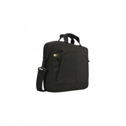 """CASE LOGIC Huxton Torba na laptop 13,3"""" czarna. Czarne torby na laptopa marki CASE LOGIC, w paski. Za 139,00 zł."""