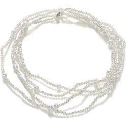 Naszyjniki damskie: Naszyjnik z pereł – (D)200 cm
