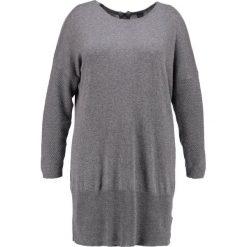Sukienki dzianinowe: ADIA Sukienka dzianinowa grey mel.